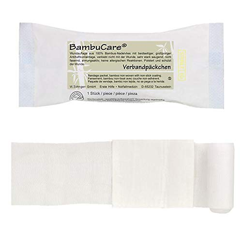 Preisvergleich Produktbild BambuCare Verbandpäckchen mittel steril