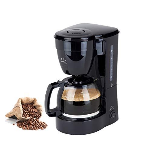 Jata Cafetera de goteo CA289 - De 2 a 10 tazas, Filtro permanente, Antigoteo, Jarra con tapa, Filtro suspendido,