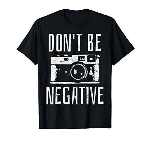 Fotografen T-Shirt - Kamera Fotografie Shirt Geschenk Lustig T-Shirt
