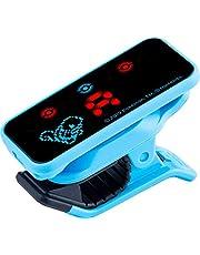 KORG röstutrustning, kromatisk, PC2, clip-on, pokemon, Shiggy, Squirtil-modell, blå