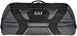 easton 4517 deluxe bow case black
