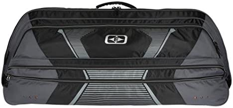 Easton World Cup Bow Case Black/Grey Black