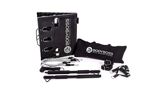 BodyBoss Home Gym 2.0 Full Portable Gym Workout Package Only $96.99 (Retail $179.00)