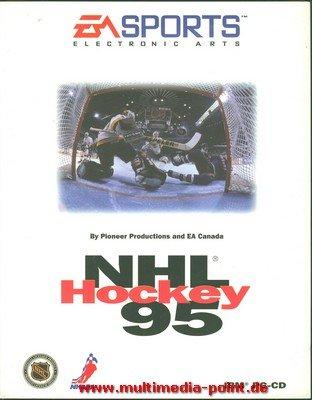NHL Hockey 95 Erstauflage Grosspackung PCg
