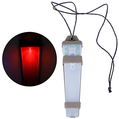 Creamon Identifique de Forma Segura la luz de señal de la Linterna,...