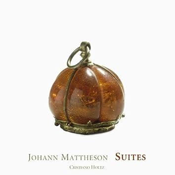 Mattheson: Suites