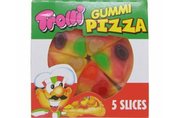 Gummy Zone Pizza 24/552g