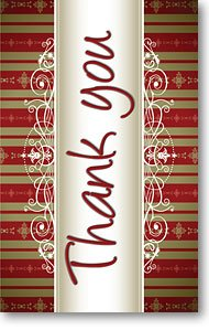 Thank You (tip tract) (Gospel Tract, Packet of 100, KJV)