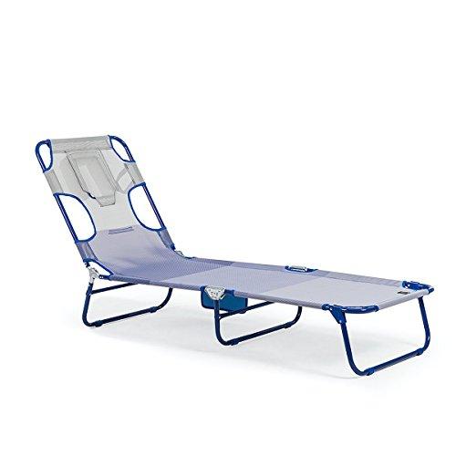 Homekraft BALI Extra Sonnenliege Strandliege Gartenliege Relaxliege...