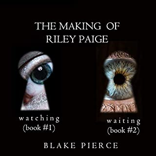 The Making of Riley Paige Bundle cover art