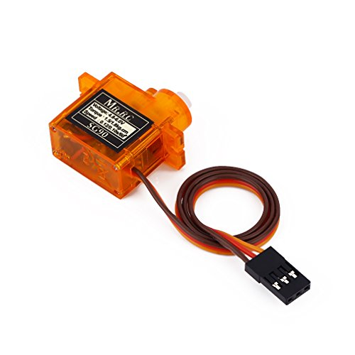 ELEOPTION MR.RC SG9 Mini Gear Micro 9g Servo For RC Helicopter Airplane Car Boat Trex 45