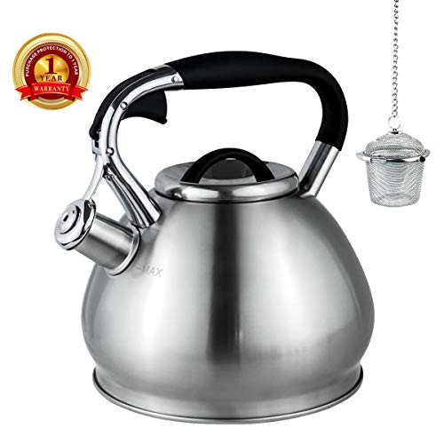 Whistling Tea Kettle by Kmatee