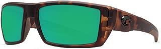 Costa Del Mar Rafael 580G Retro Tortoise /Green Polarized Sunglasses