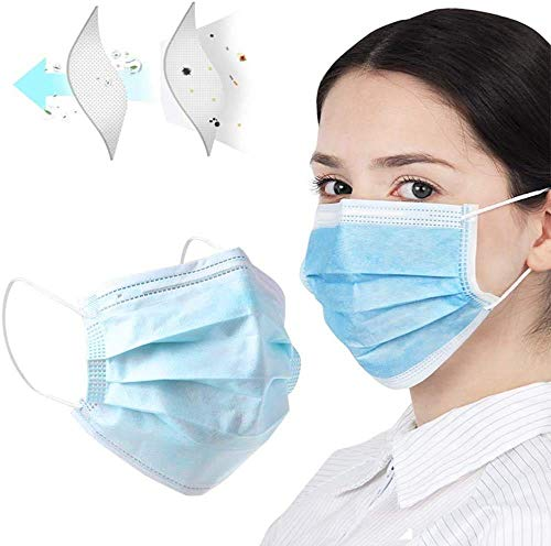 Protection Medical Mask 3-Ply by...