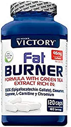 Weider Fat Burner Duo Pack, Nahrungsergänzungsmittel, 1er Pack (1 x 120 Kapseln)