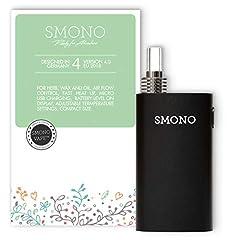 Smono Vape nr 4.0 VAPORIZER - Förångare Växtbaserade oljor - Ingen nikotin