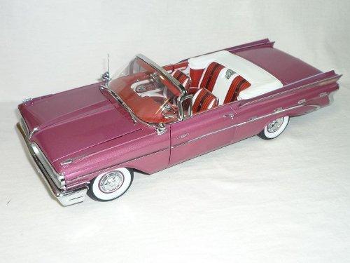 Sun Star Pontiac Bonneville 1959 Cabrio Pink 1/18 Sunstar Modellauto Modell Auto