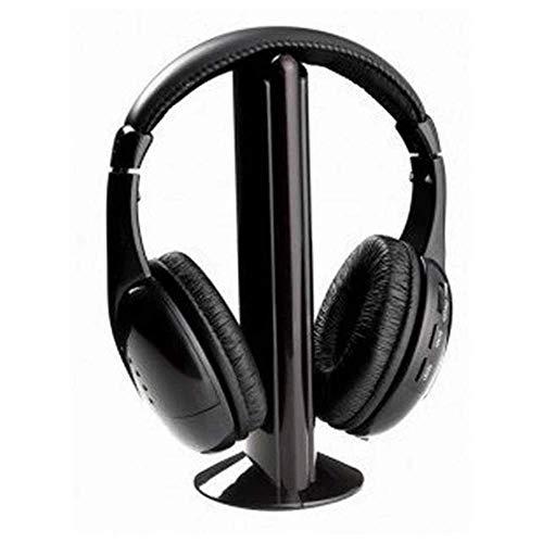 Brigmton BAI-220 - Auriculares de Diadema Cerrados inalámbricos