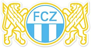FC Zurich - Switzerland Football Soccer Futbol - Car Sticker - 6
