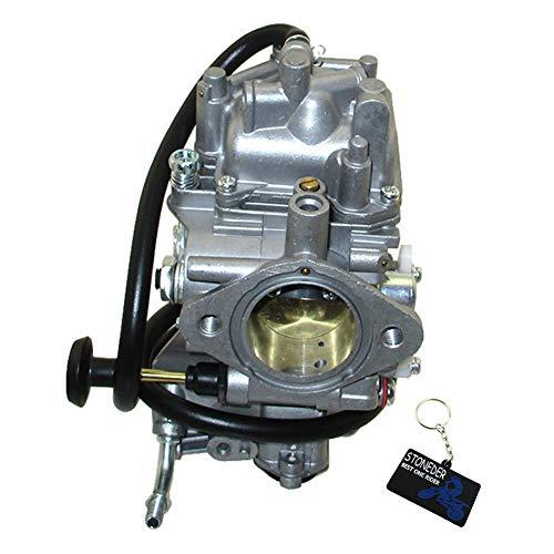 STONEDER Carburador para Yamaha ATVs BIG BEAR 350 YFM350 2WD 4WD WARRIOR 350 YFM350 WOLVERINE 350 YFM350F KODIAK 400 YFM400 4WD MOTO-4 350 YFM350 MOTO-4 350 YFM350