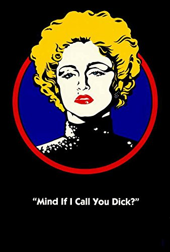 Dick Tracy Poster Movie (27 x 40 Inches - 69cm x 102cm) (1990) (Style C)