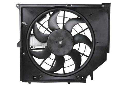 Price comparison product image URO Parts 17117561757 Auxiliary Cooling Fan Assembly,  w / Frame
