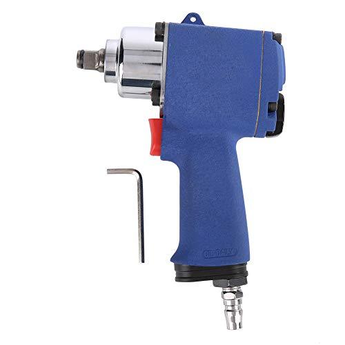 Llave de vaso de aire de alta velocidad, llave de impacto neumática profesional, llave de impacto neumático para