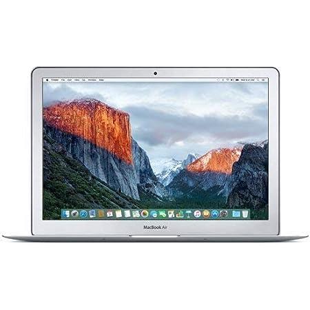 Apple MacBook Air 13.3 pulgadas (i7-5650u 2.2ghz 8gb 512gb SSD) QWERTY U.S Teclado MJVE2LL/A Principio 2015 Plata (Reacondicionado)