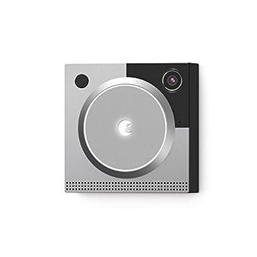 August Doorbell Cam Pro, 2nd generation Wired Smart doorbell, Works with Alexa