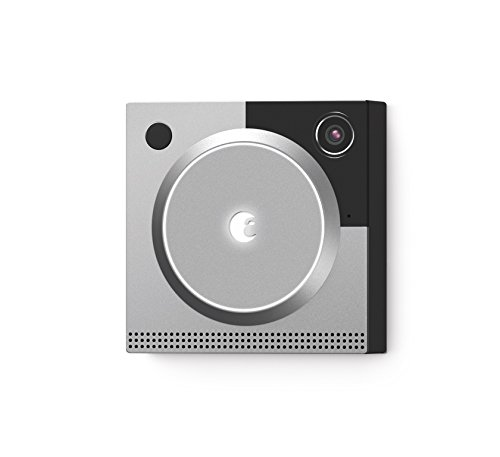 August Home AUG-AB02-M02-S02 Silver August Doorbell Cam Pro