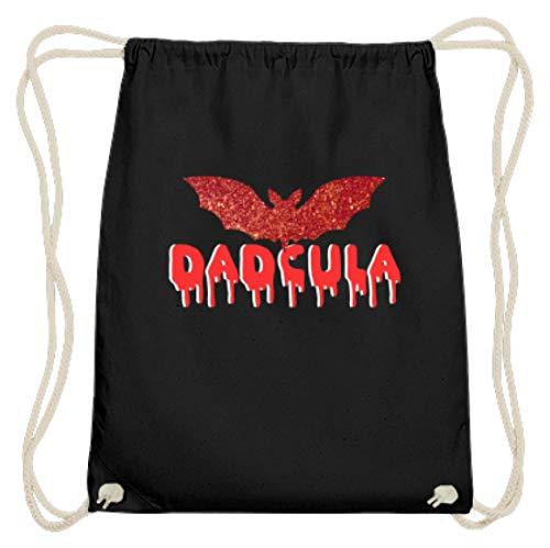 generisch Ganador Dadcula – murciélago papá – Bat Dad – Algodón Gymsac, color Negro, tamaño 37cm-46cm