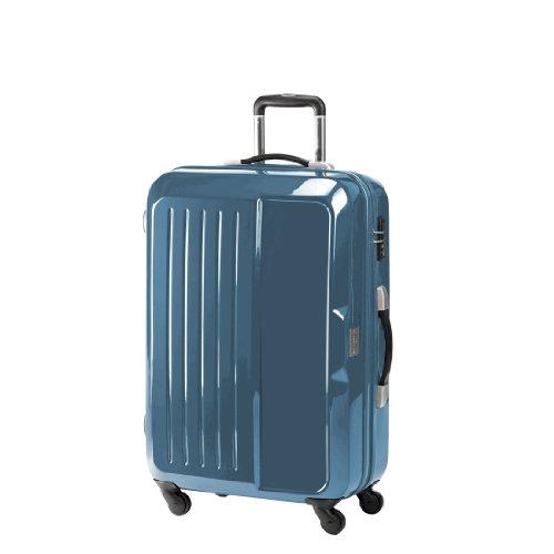 Samsonite Bagage Cabine Alfa Cube Spinner 55/20 28 Liters Bleu (Matt Ocean Blue) 53148