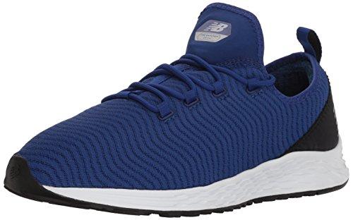 New Balance Men's Arishi v1 Fresh Foam Running Shoe, Royal/White, 13 4E US