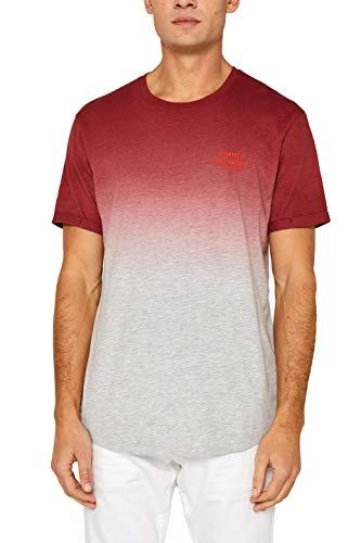 edc by Esprit 059cc2k008 Camiseta, Naranja (Terracotta 805), Small para Hombre
