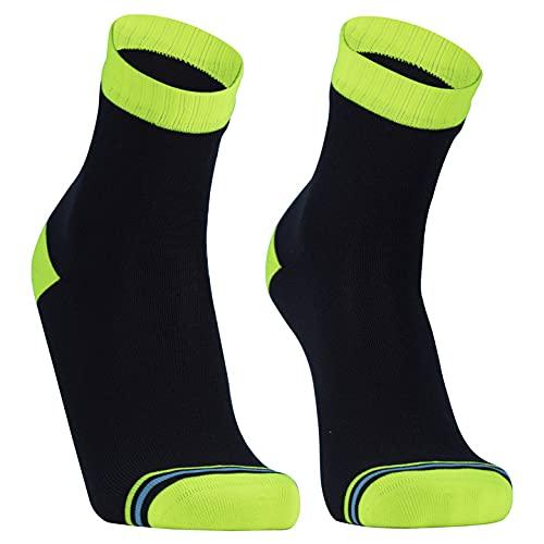 Dexshell Ultralite Biking Unisexe chaussettes imperméable respirant - noir - M