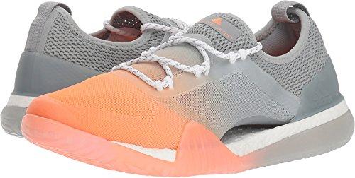 adidas Stella McCartney Womens Pureboost X TR 3.0 Fitness Running Shoes Orange