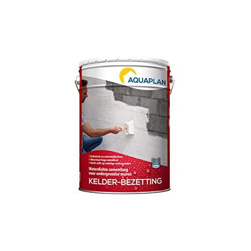 Aquaplan Enduit pour Cave 20 kg: blanc