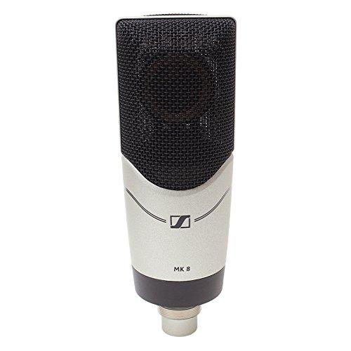 Sennheiser MK 8 Large Diaphram Studio Condenser Microphone |...