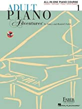 Adult Piano Adventures All-in-One Piano Course Book 1: Book with Media Online