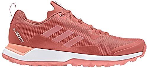 Adidas Terrex CMTK W, Zapatillas de Senderismo para Mujer, Naranja (Esctra/Ftwbla/Cortiz 000), 37 1/3 EU
