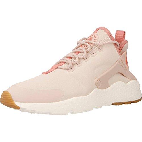 Nike Damen Air Huarache Ultra Premium Rosa Leder/Textil Sneaker 36.5