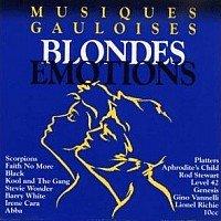 CD Musiques Gauloises Blondes Emotions 2
