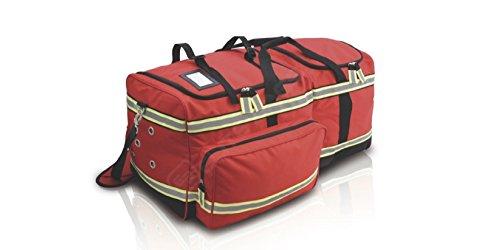 Elite Bags, Attack's, Bolsa bombero transporte EPI, Bolsa para Equipo de Protección Individual, Roja ✅