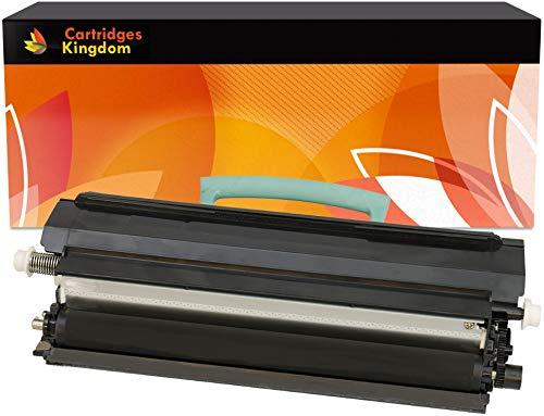 Cartridges Kingdom Schwarz Toner kompatibel für Lexmark E250, E250d, E250dn, E350, E350d, E350dn, E352, E352d, E352dn