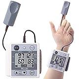 【血圧計+パルスオキシメータ】多項目モニター パルフィス WB-100