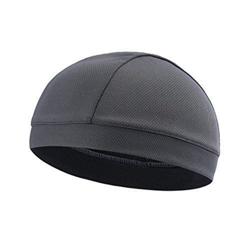 WINOMO Skull Cap Quick Dry Sport Sweat Beanie Radfahren Caps Stirnband Schweißband für den Menschen - 4