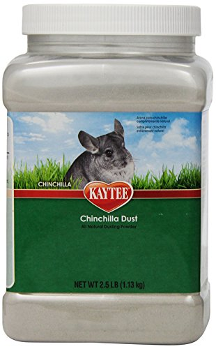 Kaytee Chinchilla Dust, 2.5 Lbs