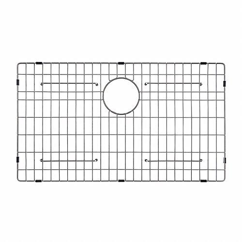 Kraus KBG-100-30 Stainless Steel Bottom Grid for KHU100-30 Single Bowl, 30