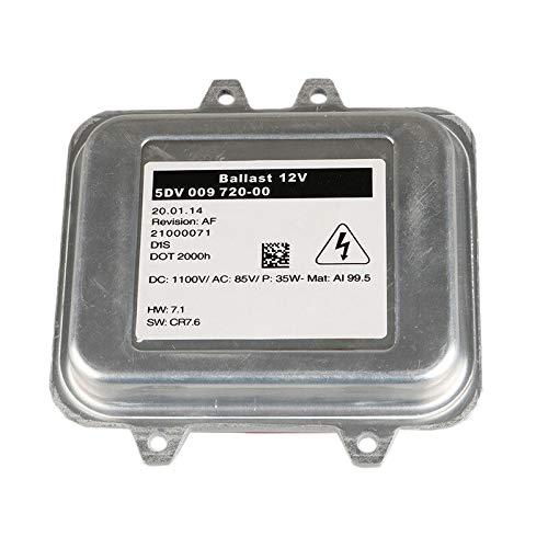 SODIAL 5DV009720-00 13278005 Xenon HID Scheinwerfer Vorschalt Ger?T für Range Rover Mercedes - und Mehr