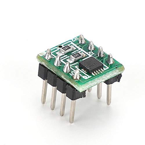 ASAHTA OPA1622 dubbele operationele versterker, kant-en-klaar productplaatje, hoge stroomuitgang, lage vervorming, versterker, ideaal voor draagbare audiotoepassingen.